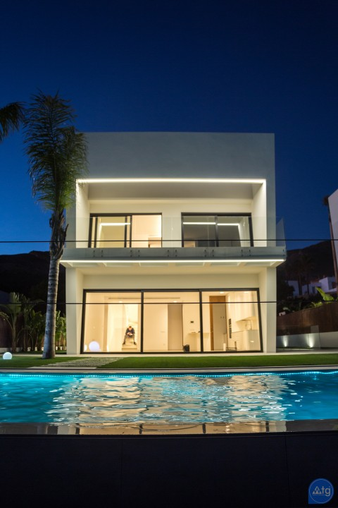 3 bedroom Villa in Finestrat  - MQ118274 - 4