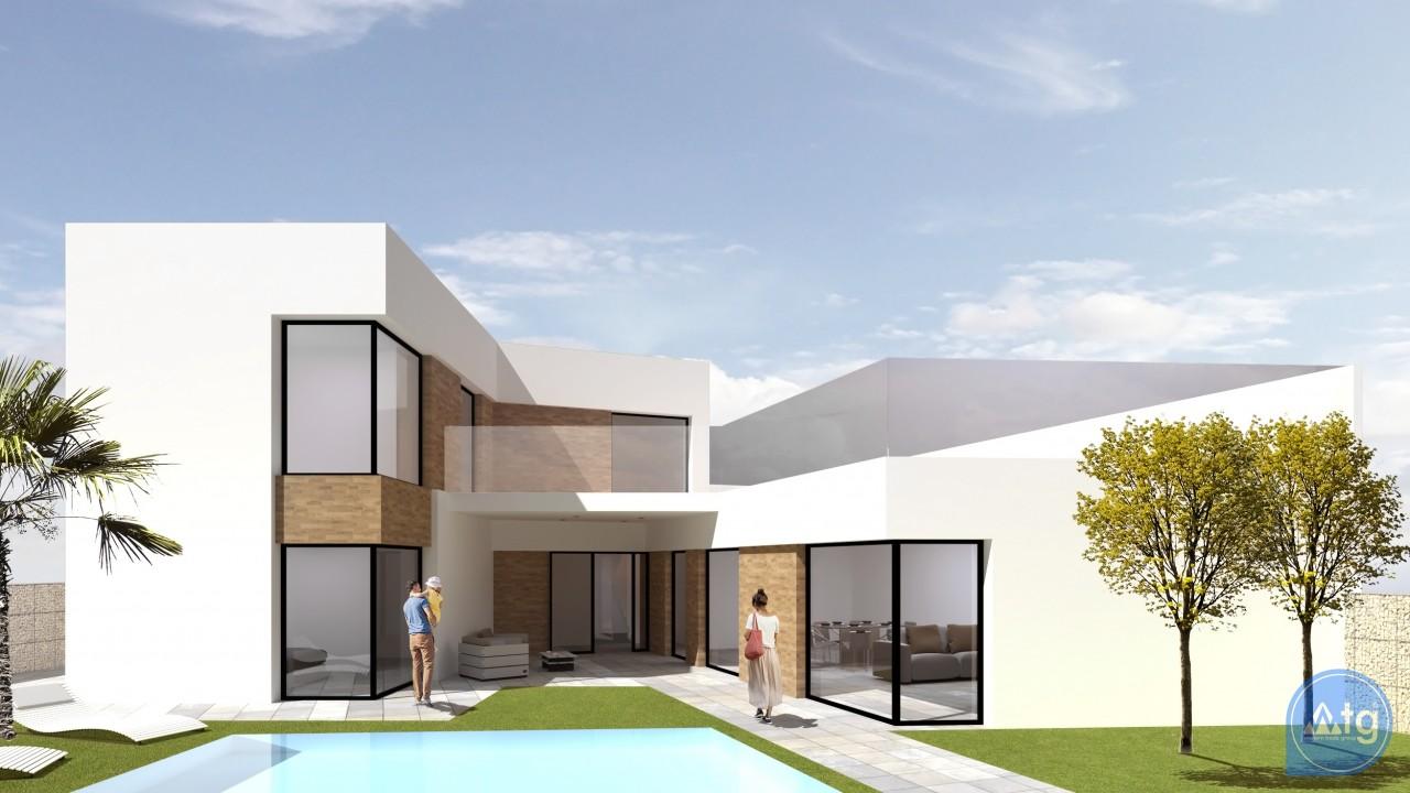 3 bedroom Villa in Finestrat  - PT6728 - 1