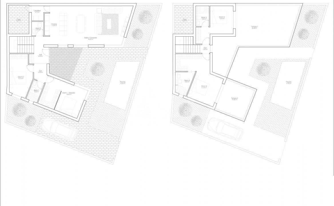 3 bedroom Villa in Finestrat  - PT6728 - 4