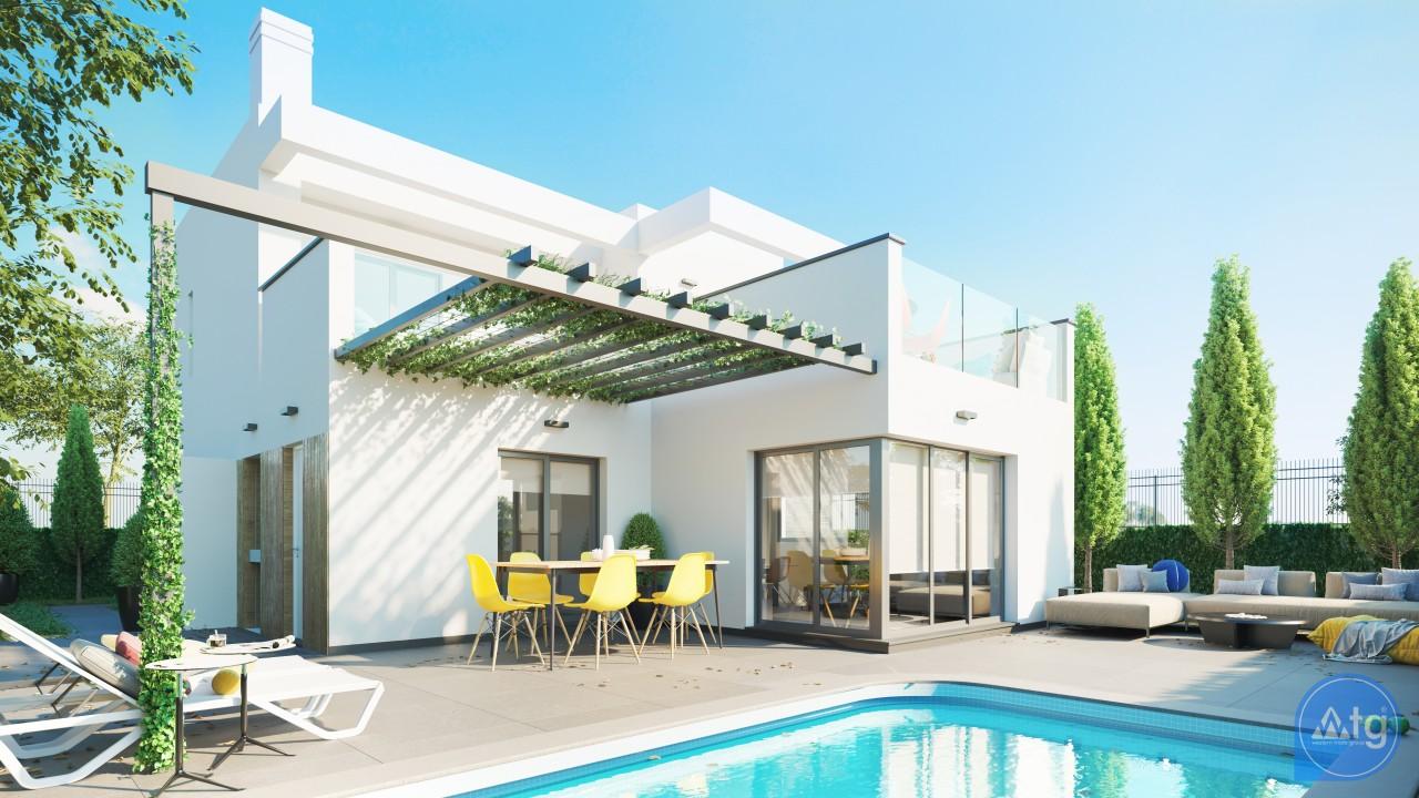 3 bedroom Villa in Pilar de la Horadada - EF6151 - 1
