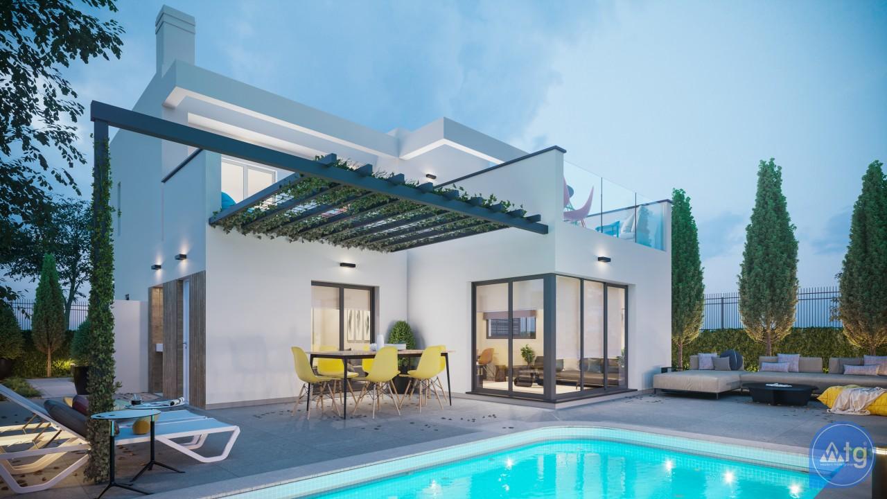 3 bedroom Villa in Pilar de la Horadada - EF6151 - 2