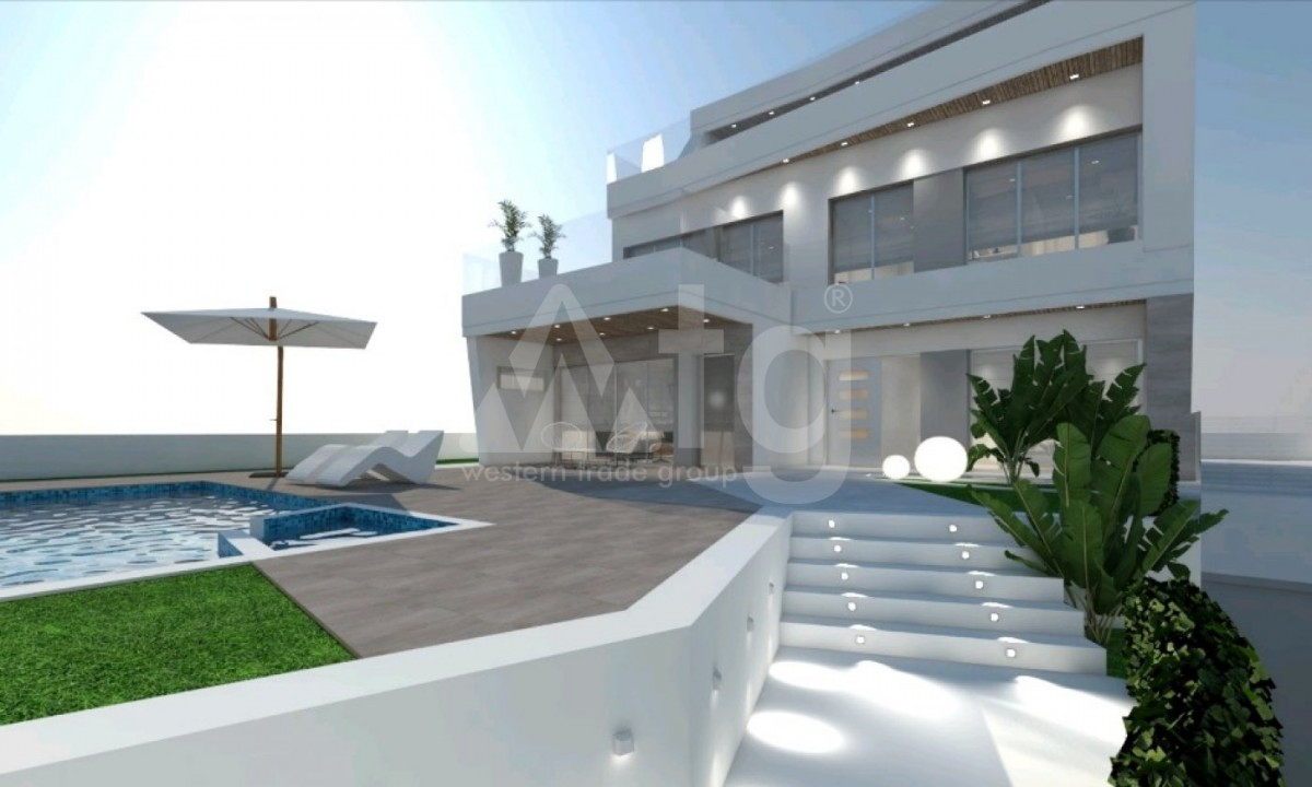 4 bedroom Villa in Polop  - WF115065 - 2