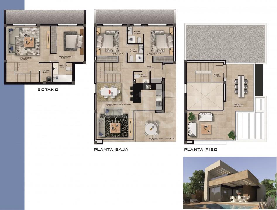 3 bedroom Villa in Rojales  - ERF115339 - 7