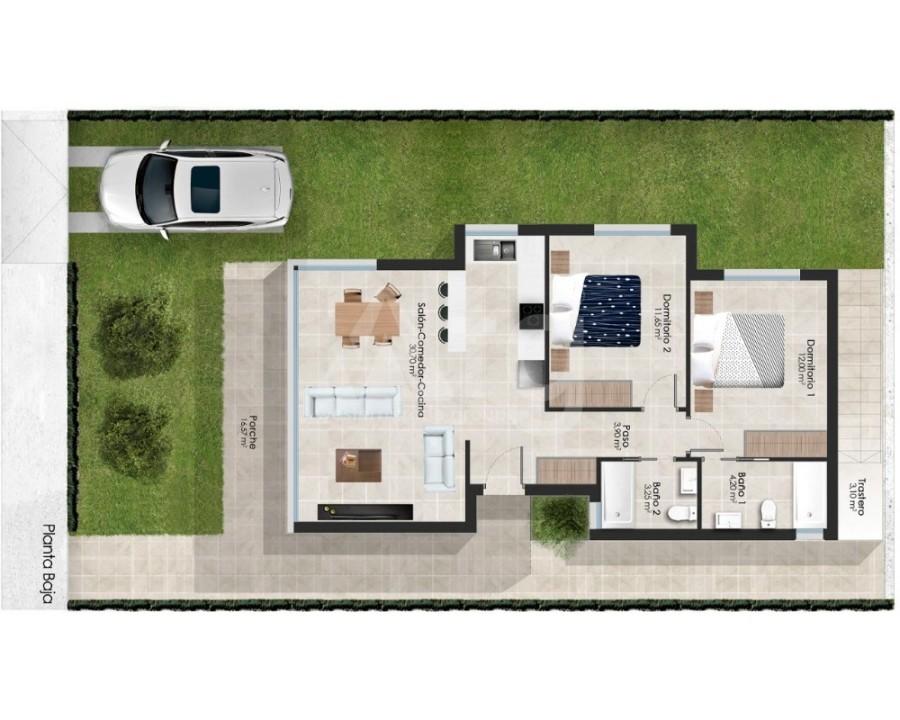 3 bedroom Villa in Benijófar  - M8153 - 6