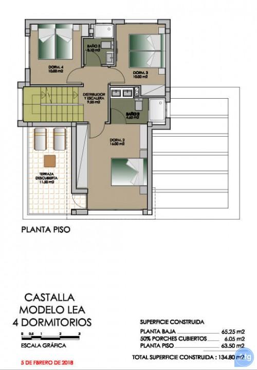 3 bedroom Villa in Castalla  - AGI5773 - 48
