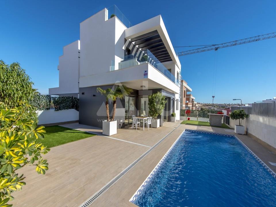 3 bedroom Villa in Los Montesinos - HE7381 - 1
