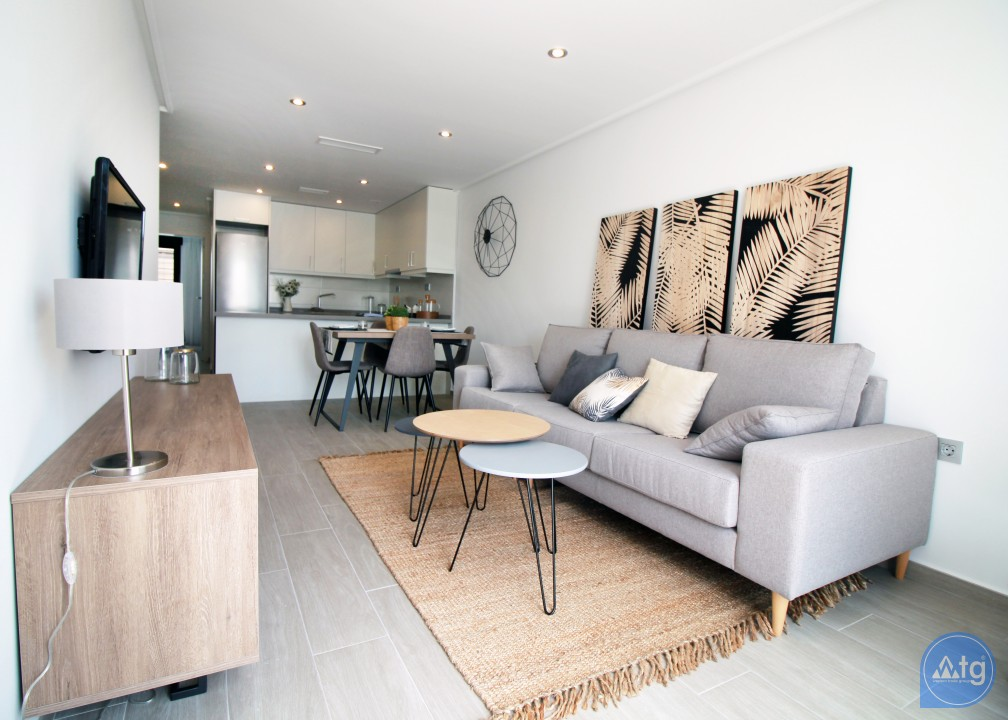 Moderne Appartements in Torre de la Horadada, flache 126 m<sup>2</sup> - CC7385 - 11