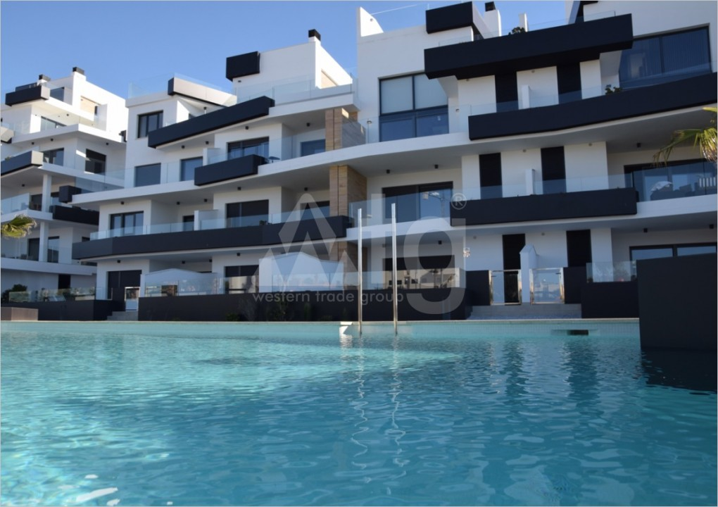 Moderne Neue Wohnung in Villamartin, 2 Schlafzimmer, flache 77 m<sup>2</sup> - GM6958 - 12