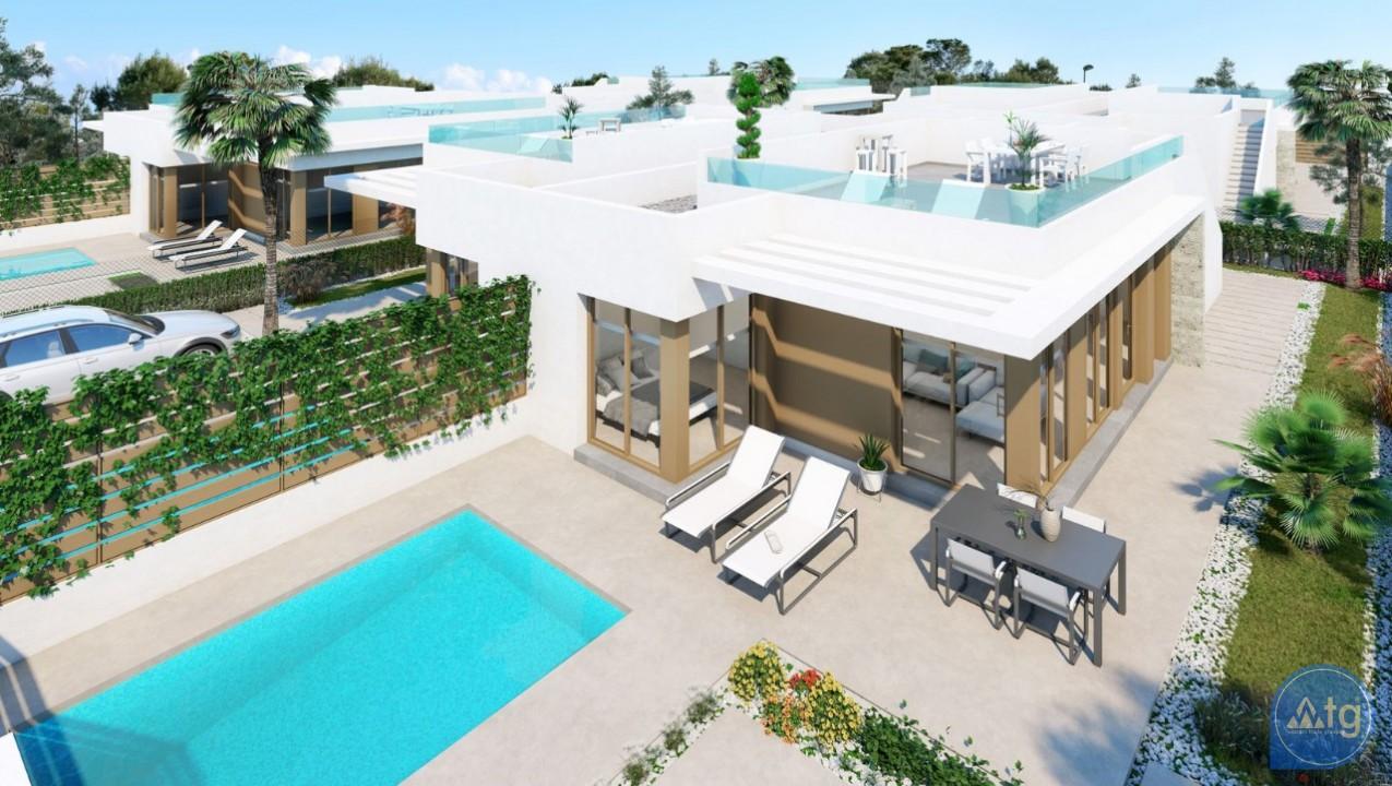Neue Moderne Villa in Guardamar del Segura, Costa Blanca - SL2868 - 1