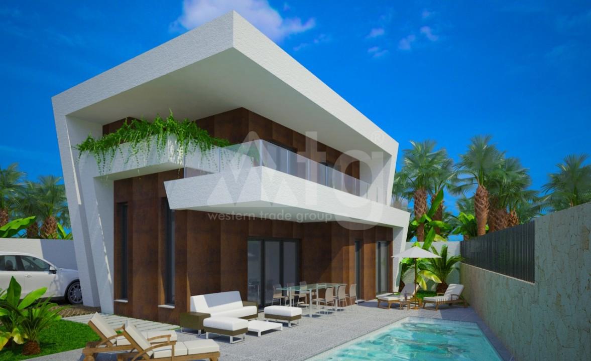 Neue Moderne Villa in San Pedro del Pinatar, flache 114 m<sup>2</sup> - RP118016 - 1