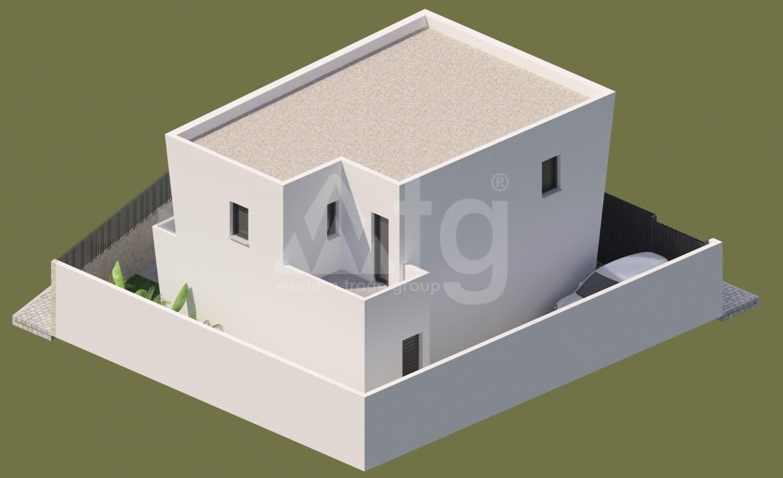 Neue Moderne Villa in San Pedro del Pinatar, flache 114 m<sup>2</sup> - RP118016 - 4