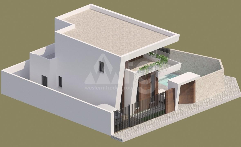Neue Moderne Villa in San Pedro del Pinatar, flache 114 m<sup>2</sup> - RP118016 - 5