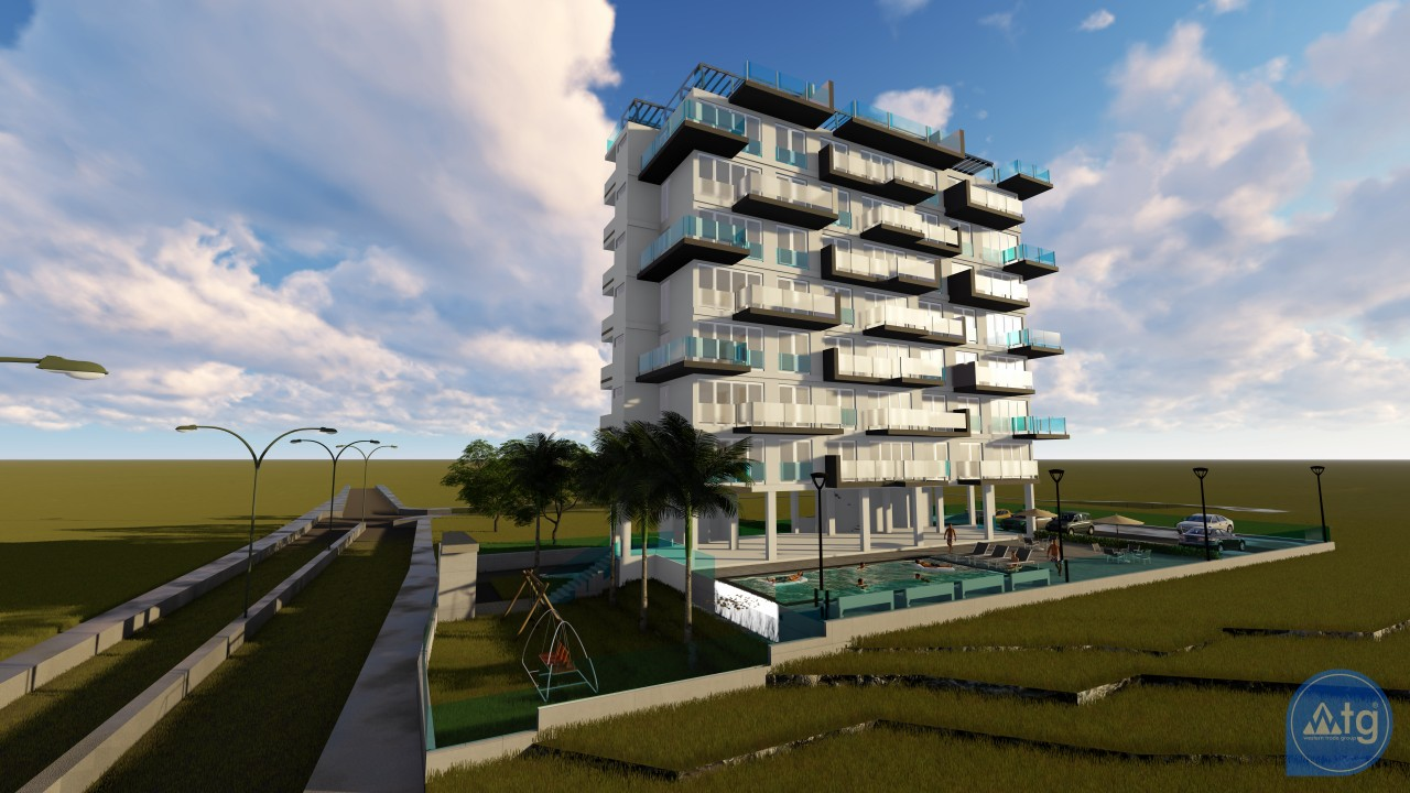 Neue Moderne Villa in Torrevieja, Costa Blanca - CP115452 - 2