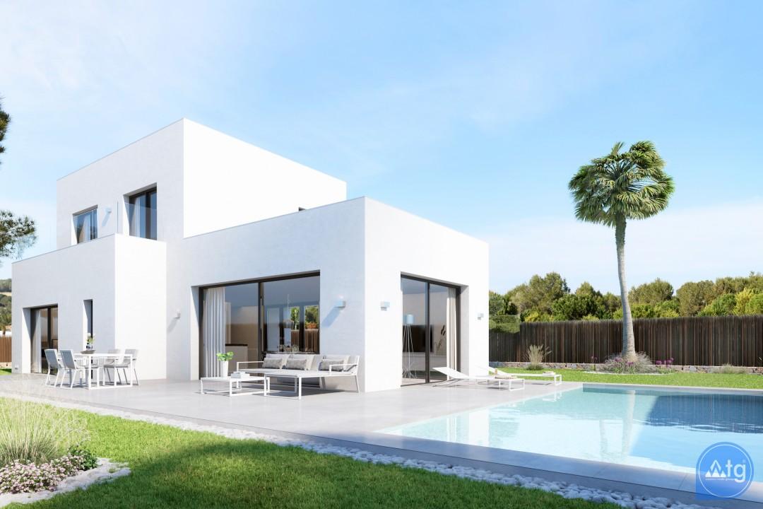Neue Villa in Ciudad Quesada, 3 Schlafzimmer, 120 m<sup>2</sup> - BEV115752 - 1