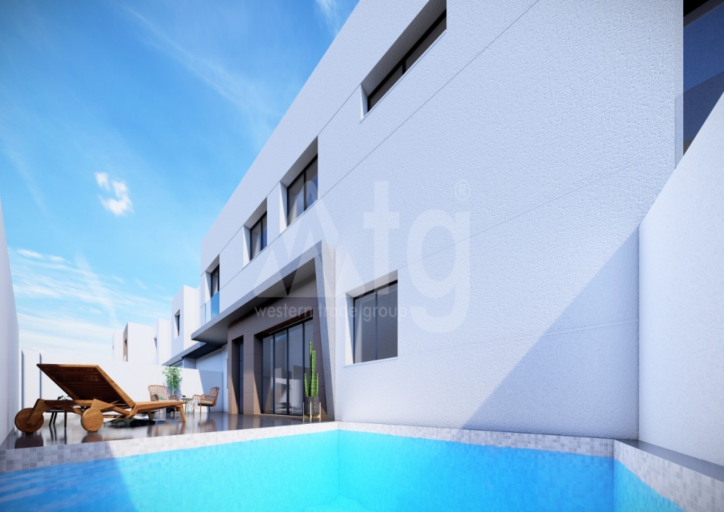 3 bedroom Apartment in Alicante  - KH118624 - 8