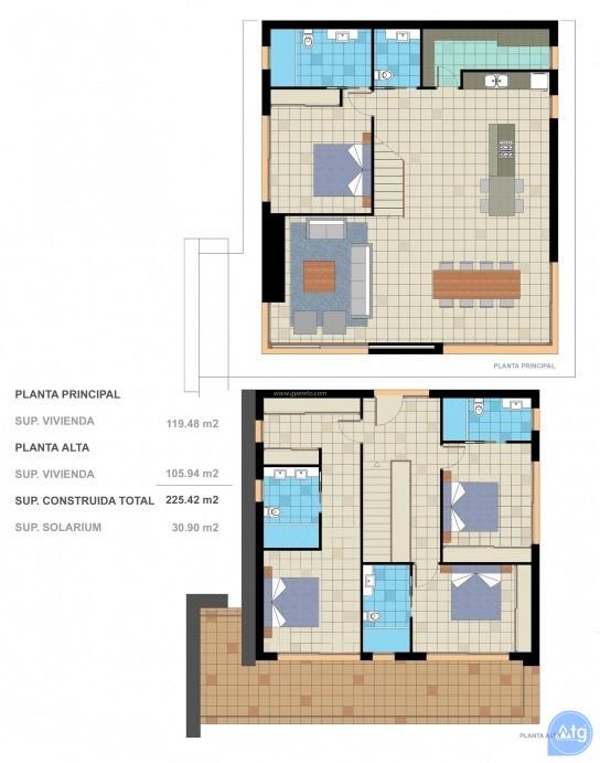 2 bedroom Apartment in Benijófar  - RIK115857 - 4