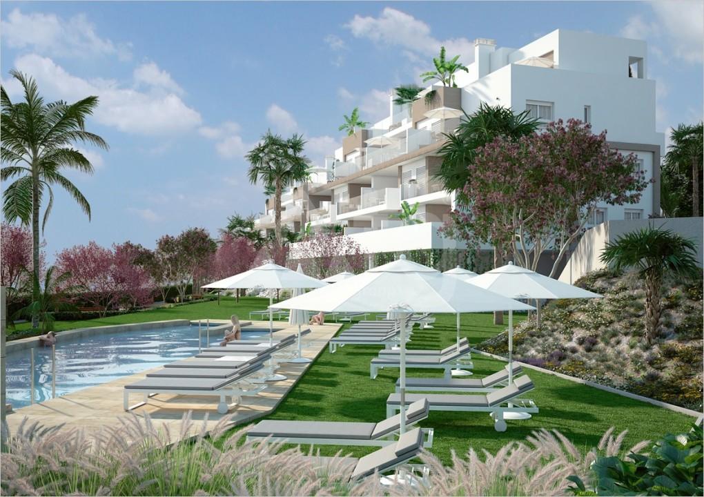 2 bedroom Apartment in Dehesa de Campoamor - MGA7336 - 1