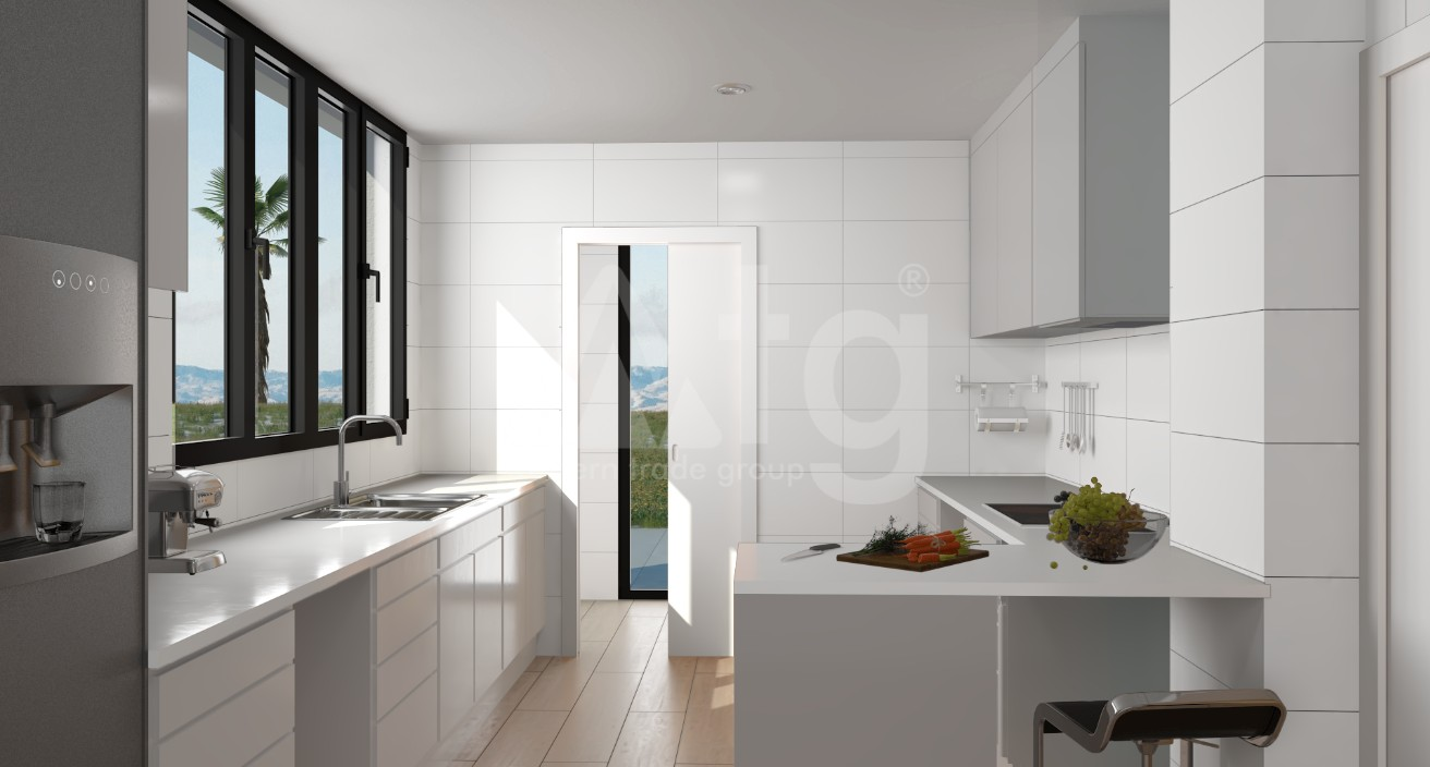 3 bedroom Apartment in Elche - US6872 - 4