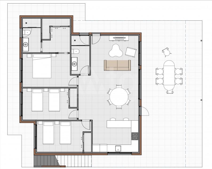 3 bedroom Apartment in Elche - US6872 - 8