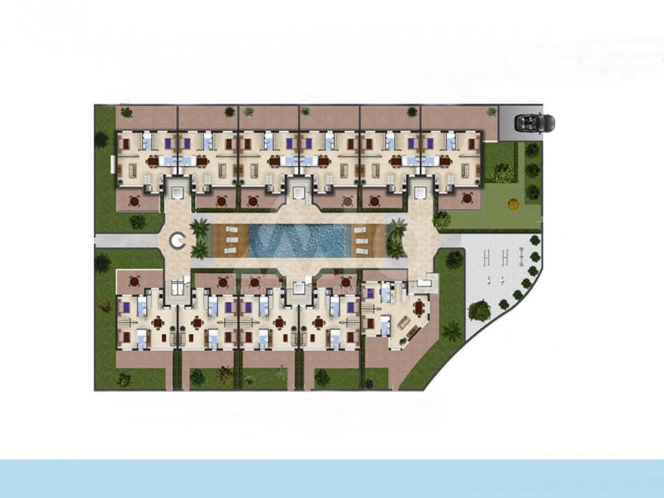 2 bedroom Apartment in Elche - ER2441 - 10