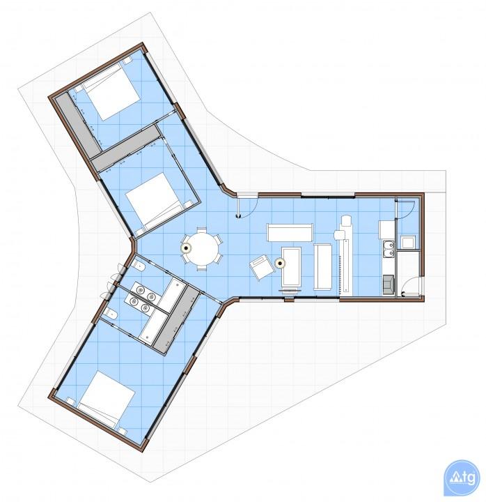 3 bedroom Apartment in Elche - US6871 - 8