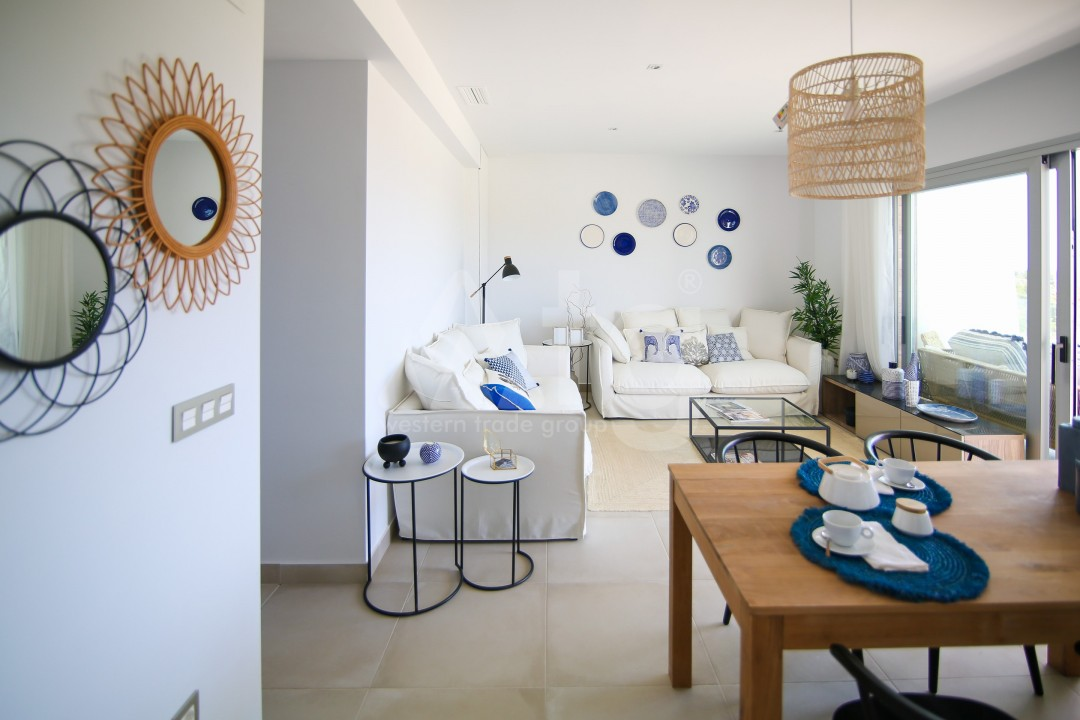 2 bedroom Apartment in Finestrat  - CG7644 - 10