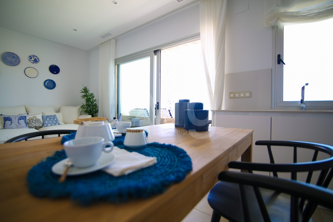 2 bedroom Apartment in Finestrat  - CG7644 - 12