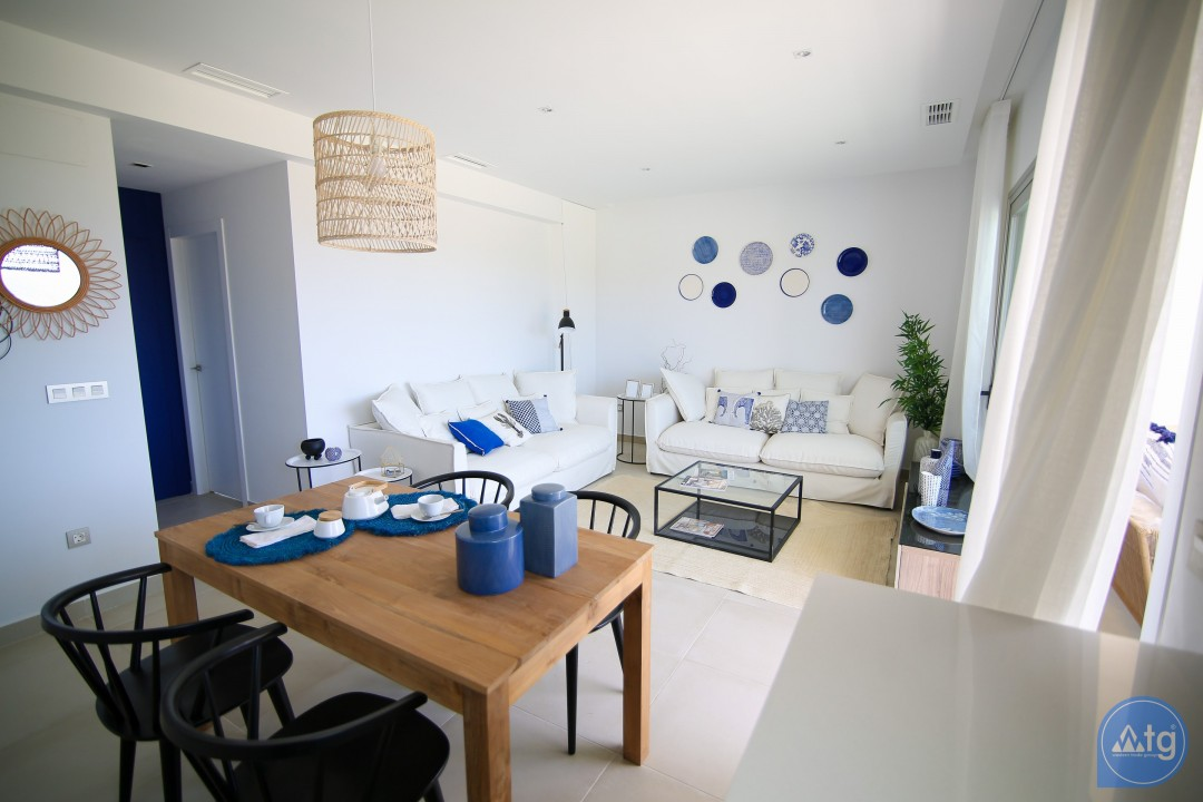 2 bedroom Apartment in Finestrat  - CG7644 - 13