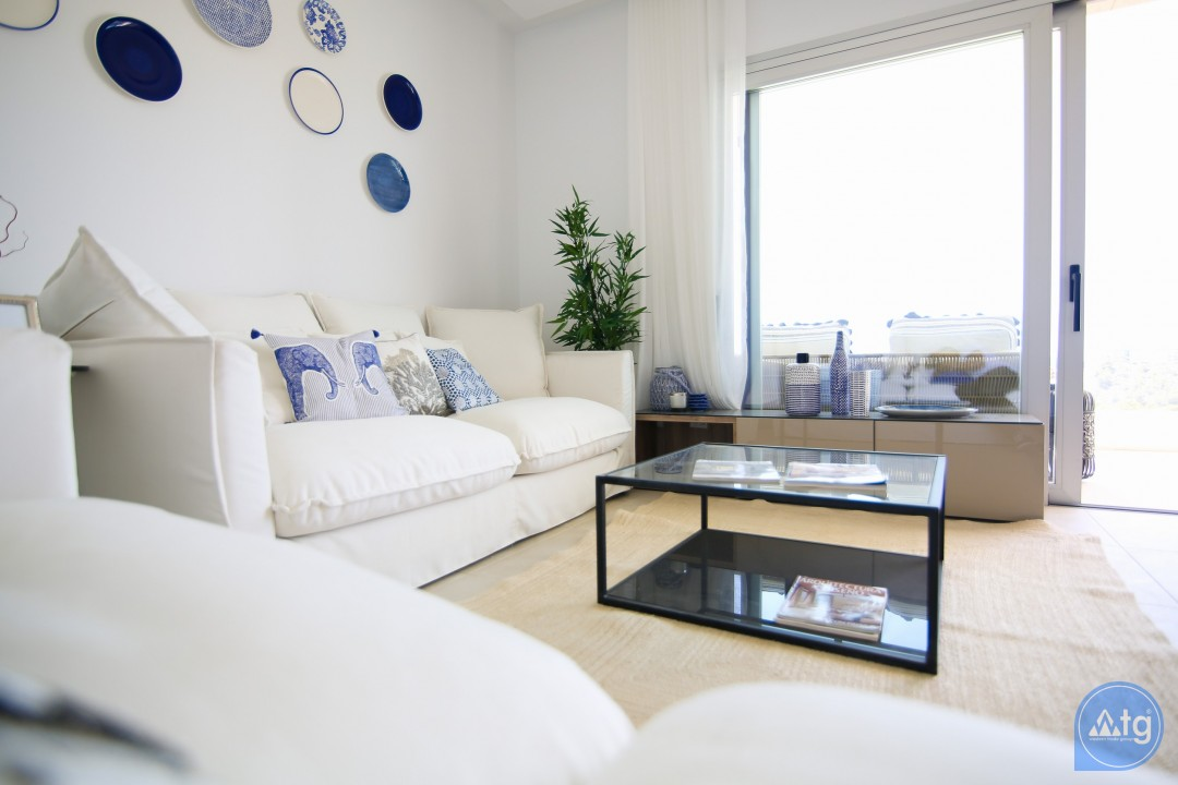 2 bedroom Apartment in Finestrat  - CG7644 - 19