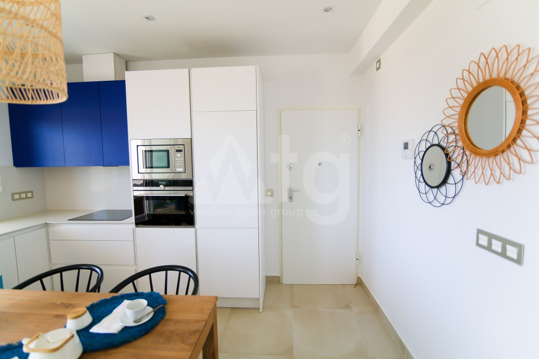 2 bedroom Apartment in Finestrat  - CG7644 - 21