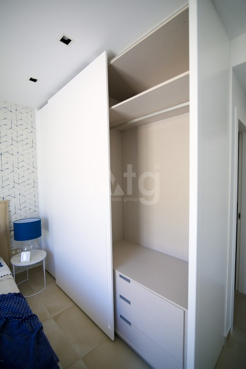 2 bedroom Apartment in Finestrat  - CG7644 - 30