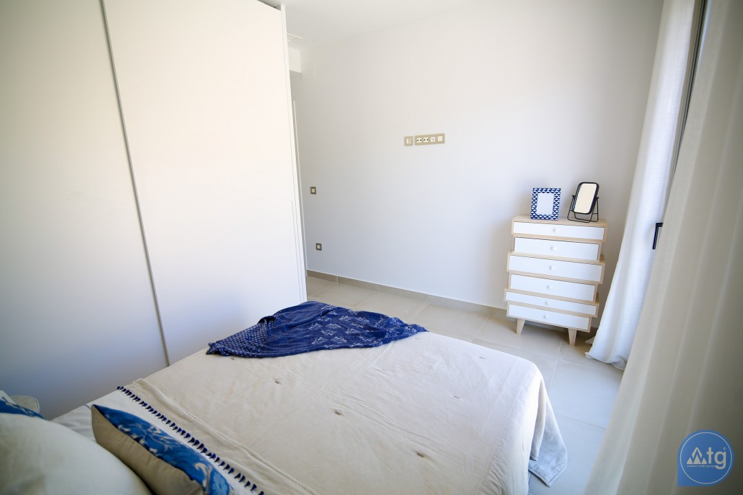2 bedroom Apartment in Finestrat  - CG7644 - 32