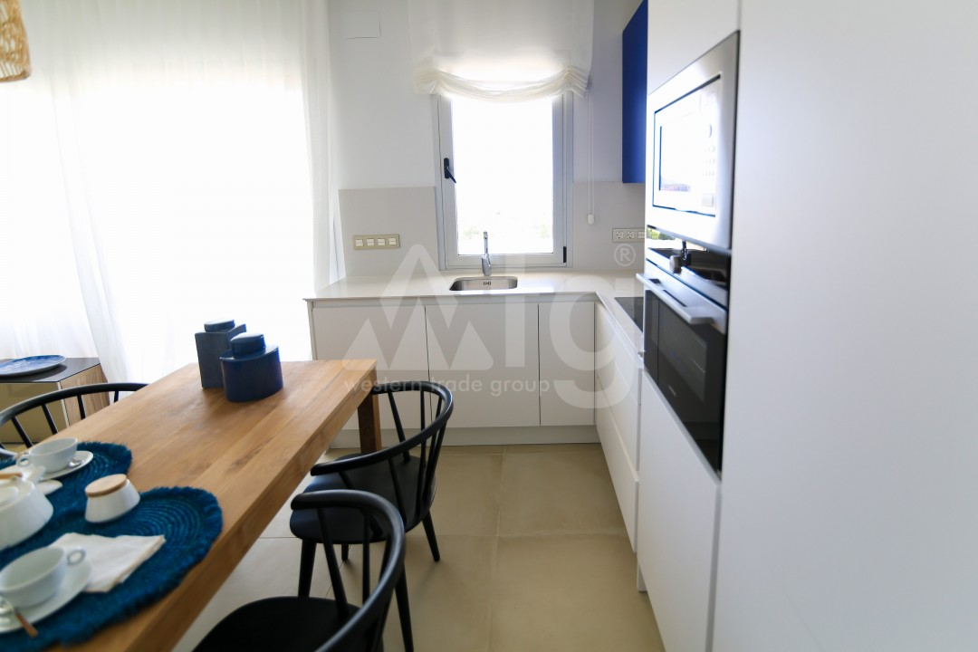 2 bedroom Apartment in Finestrat  - CG7644 - 46