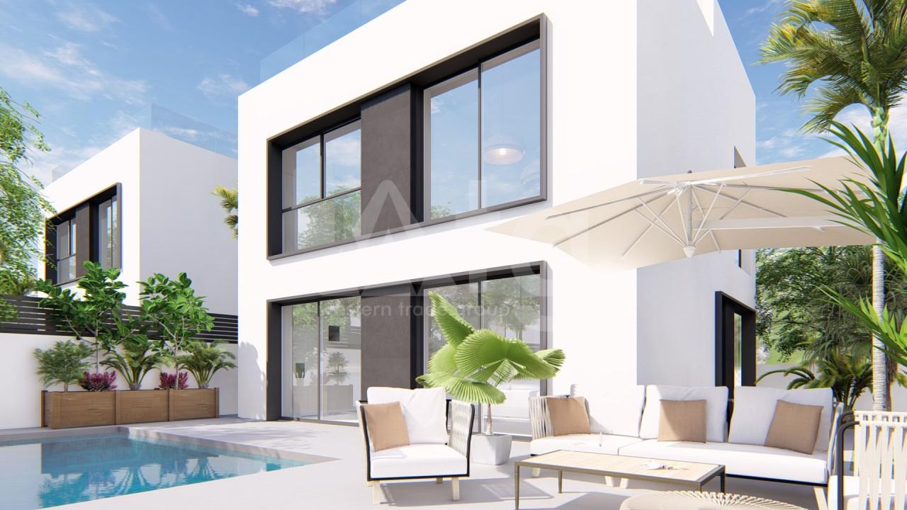 3 bedroom Apartment in Gran Alacant - NR117381 - 1