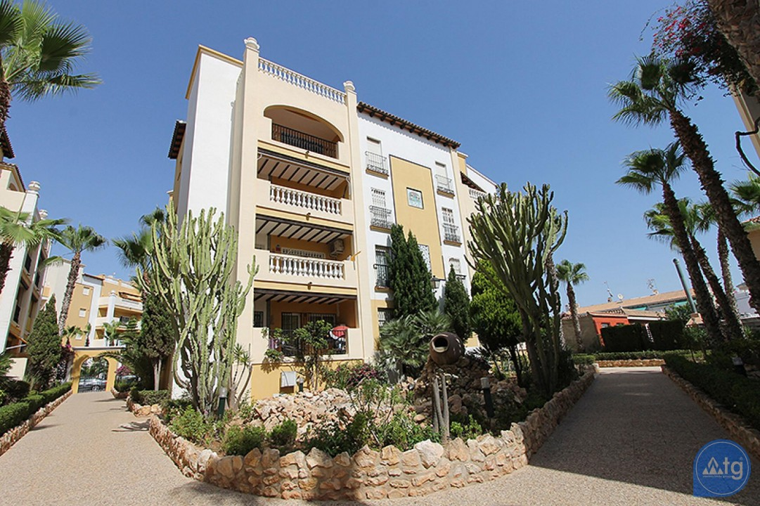 2 bedroom Apartment in Gran Alacant  - AS114325 - 1