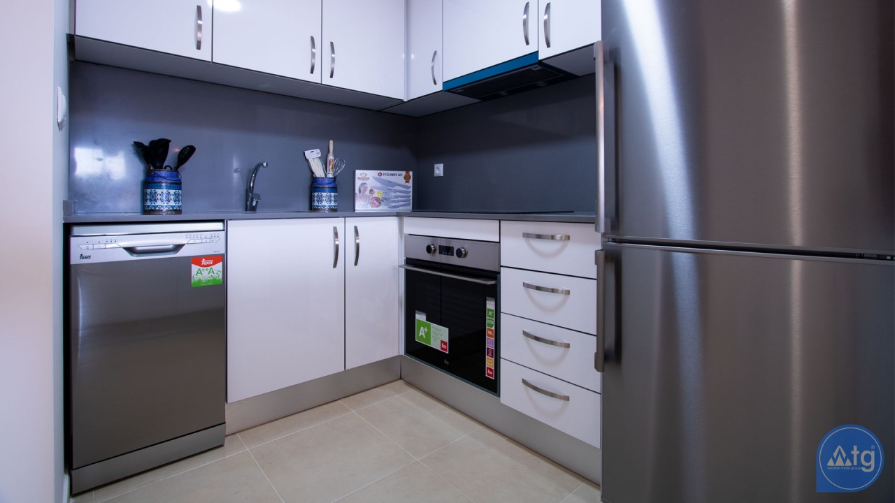 2 bedroom Apartment in Gran Alacant  - AS114325 - 21