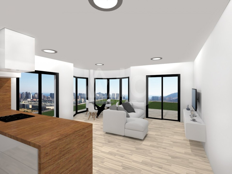 2 bedroom Apartment in La Manga  - GRI115267 - 4
