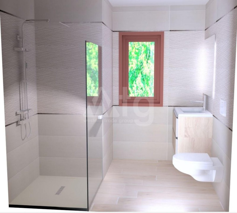 2 bedroom Apartment in La Manga  - GRI115267 - 9