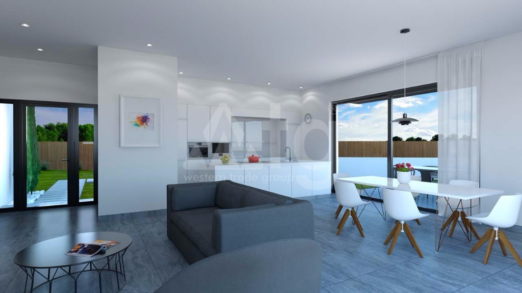 2 bedroom Apartment in La Manga  - GRI7686 - 3