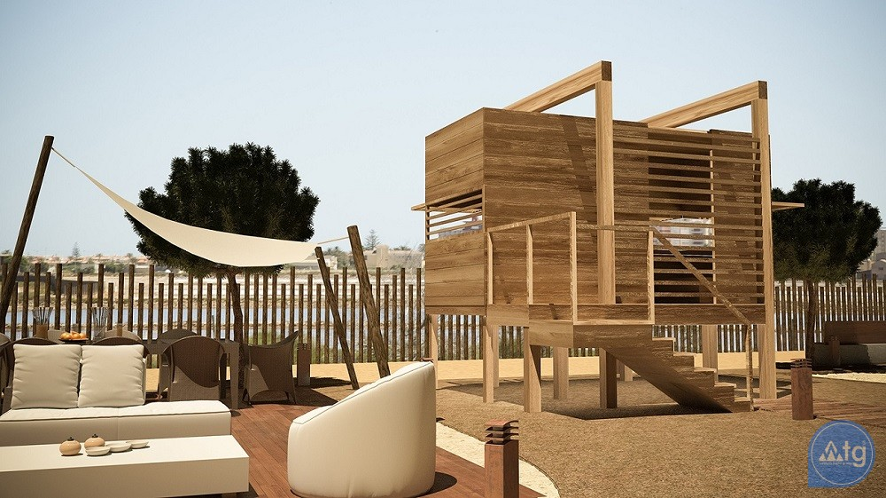 2 bedroom Apartment in La Manga  - UBA116844 - 15