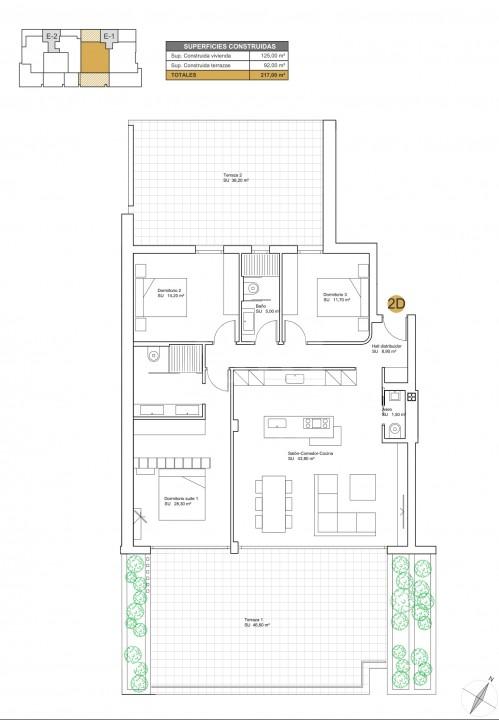3 bedroom Apartment in Las Colinas  - GEO119620 - 15