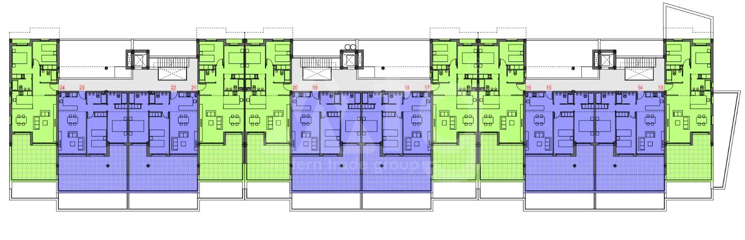 2 bedroom Apartment in Los Altos  - DI115800 - 16