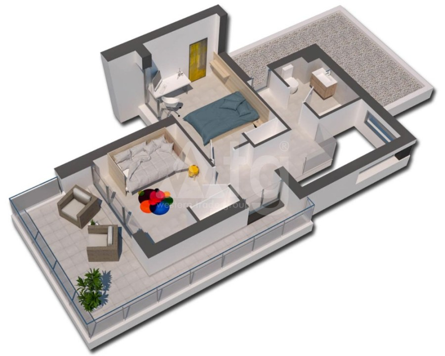 2 bedroom Apartment in Los Altos - DI8161 - 12