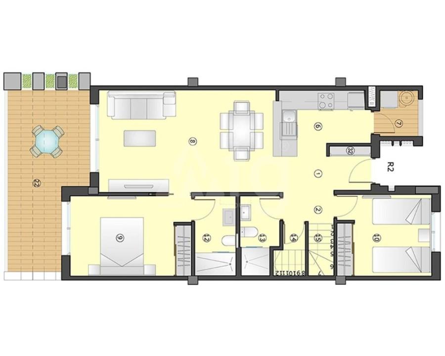 2 bedroom Apartment in Los Altos - DI8168 - 9