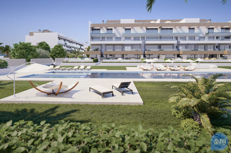 2 bedroom Apartment in Los Dolses  - MN6806 - 1