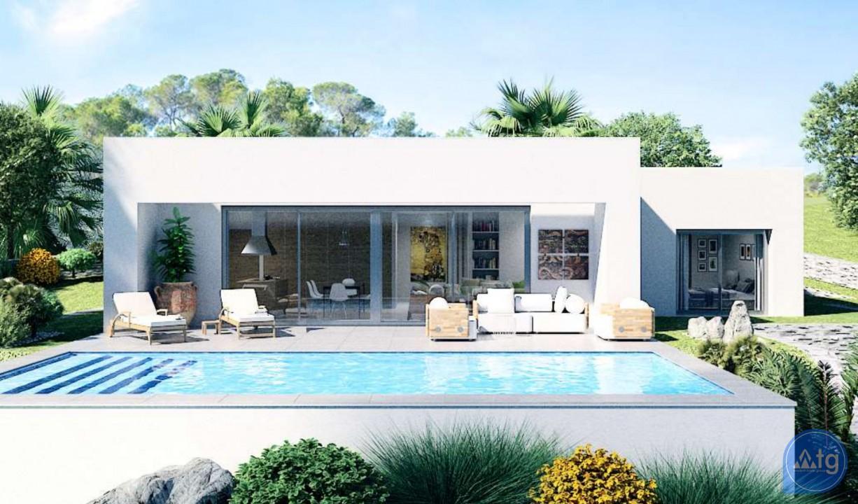 3 bedroom Apartment in Mar de Cristal  - CVA115787 - 1
