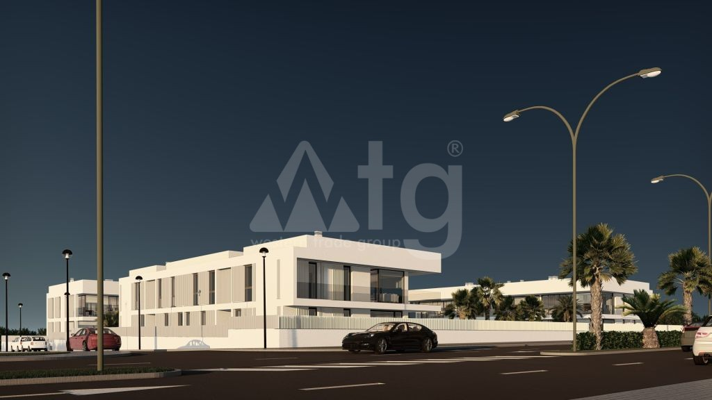3 bedroom Apartment in Mar de Cristal  - CVA115787 - 16
