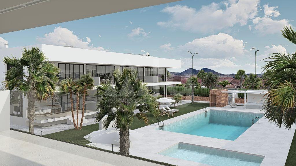 3 bedroom Apartment in Mar de Cristal  - CVA115787 - 2