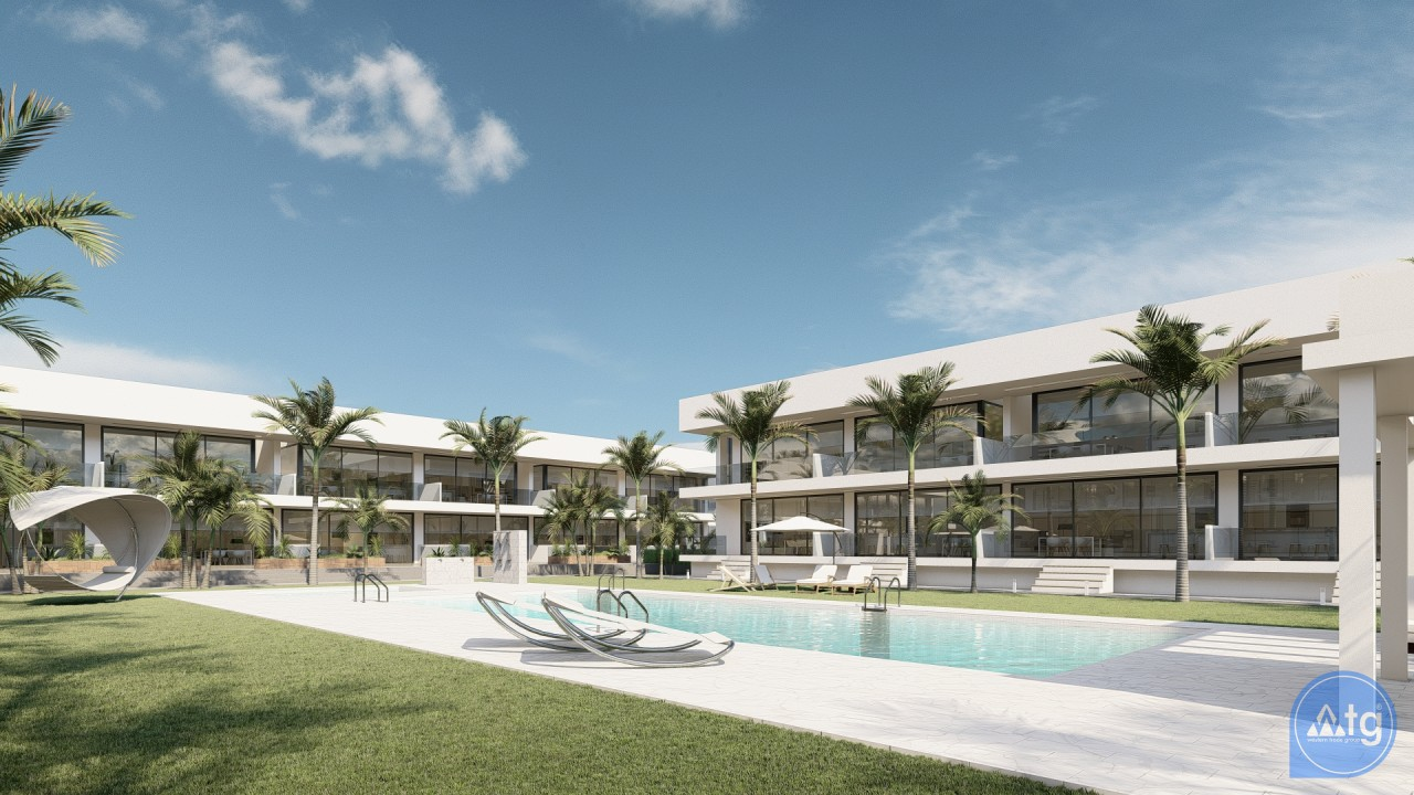 2 bedroom Apartment in Mar de Cristal - CVA118752 - 1