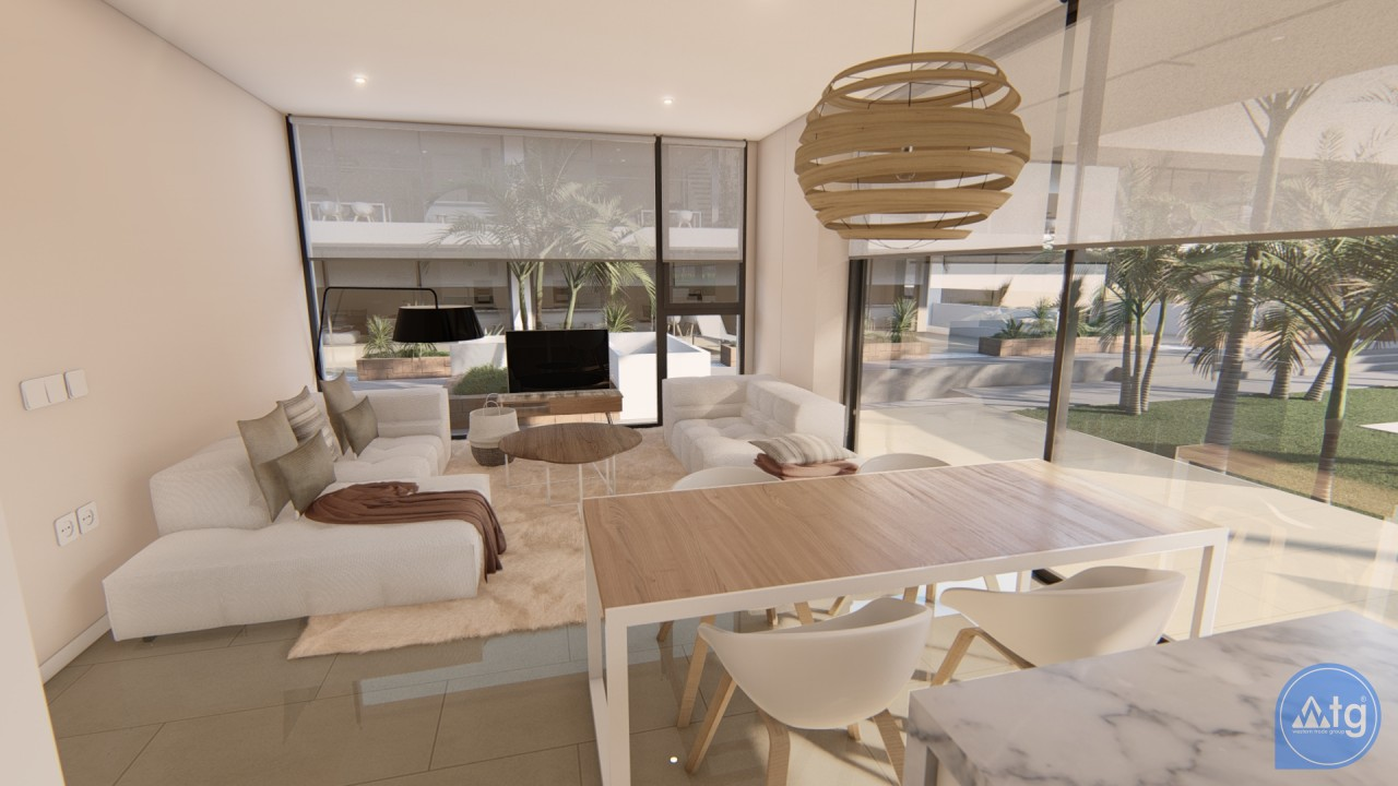 2 bedroom Apartment in Mar de Cristal - CVA118752 - 11
